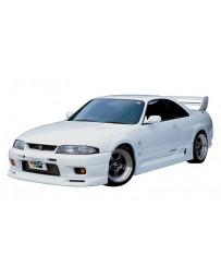 GReddy Type 1 Front Lip Spoiler Nissan Skyline (R33) 1995-1999
