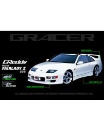 GReddy Front facia Nissan 300ZX 1990-96