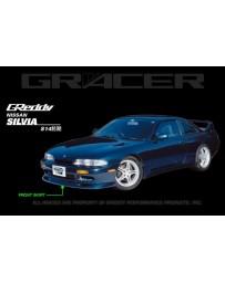 GReddy Front ip spoiler Nissan 240SX 1995-96