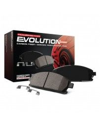 Toyota Supra GR A90 MK5 Power Stop Z23 Evolution Sport Performance Carbon-Fiber Ceramic Rear Brake Pads