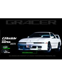 GReddy Gracer Front Bumper Toyota Supra 1987-1992