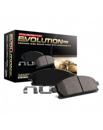 Toyota Supra GR A90 MK5 Power Stop Evolution Plus Ceramic Front Disc Brake Pads