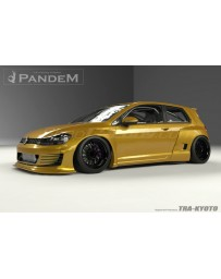 GReddy Pandem Full Wide-body Kit Volkswagen Golf GTI MK7 14-16