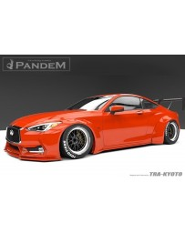 Greedy Pandem Full Body Kit R31house Infiniti Q60 2017-2020