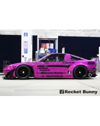 GReddy Rocket Bunny Wide Body Aero Kit w/ Wing Nissan 1989-1993