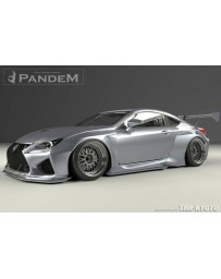 GReddy Full Pandem RC F Wide-Body Aero Kit Lexus RC-F 2015+