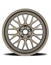 fifteen52 Holeshot RSR 19x8.5 5x112 45mm ET 57.1mm Center Bore Magnesium Grey Wheel