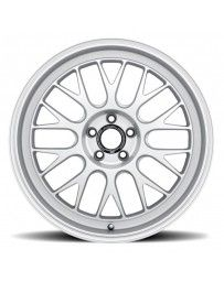 fifteen52 Holeshot RSR 19x9 5x108 45mm ET 63.4mm Center Bore Radiant Silver Wheel