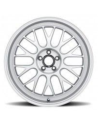 fifteen52 Holeshot RSR 19x9.5 5x120 45mm ET 64.1mm Center Bore Radiant Silver Wheel