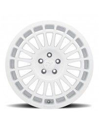 fifteen52 Integrale 18x8.5 5x100 30mm ET 73.1mm Center Bore Rally White Wheel