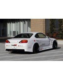 Nissan Silvia S15 99-02 Vertex EDGE Wide Body Kit