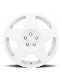 fifteen52 Tarmac 17x7.5 4x100 30mm ET 73.1mm Center Bore Rally White Wheel