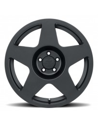 fifteen52 Tarmac 17x7.5 4x108 42mm ET 63.4mm Center Bore Asphalt Black Wheel