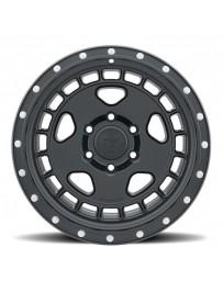 fifteen52 Turbomac HD 17x8.5 5x127 0mm ET 71.5mm Center Bore Asphalt Black Wheel
