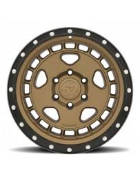 fifteen52 Turbomac HD 17x8.5 6x120 0mm ET 67.1mm Center Bore Block Bronze Wheel