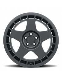 fifteen52 Turbomac 17x7.5 4x100 30mm ET 73.1mm Center Bore Asphalt Black Wheel