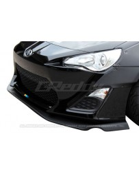 GReddy X Rocket Bunny Version 1 Front Lip Spoiler Subaru BRZ / Scion FRS / Toyota GT-86 2013-2015