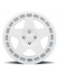 fifteen52 Turbomac 18x8.5 5x100 45mm ET 73.1mm Center Bore Rally White Wheel