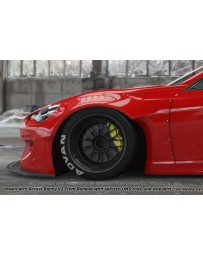 GReddy Rocket Bunny Version 2 Front Fenders Subaru BRZ / Scion FRS / Toyota GT-86 2013-2015