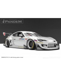 GReddy Pandem Rocket Bunny V3.5 Wide-body Aero Kit w/o Wings Toyota / Scion / Subaru 2013+