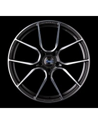 Gram Lights 57ANA 19x7.5 +55 5-114.3 Super Dark Gunmetal DC Machining Wheel