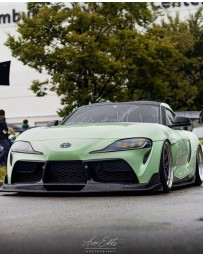 Toyota Supra GR A90 MK5 Fly1 Motorsports x Auto Tuned S1 Front Lip
