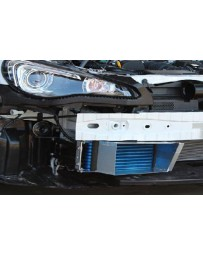 GReddy 17+ JDM Specific Subaru BRZ 10-Row Oil Cooler Kit with Shroud