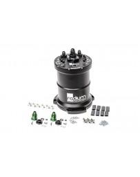 Radium Engineering Multi-Pump Ti Automotive E5LM Fuel Surge Tank Pumps Not Included