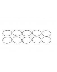 Aeromotive Replacement O-Ring (for Filter Body 11218 (A3000)) (Pack of 10)