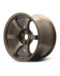 Gram Lights 57DR 15x8.0 +35 4-100 Matt Bronze Wheel