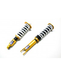 HKS MAXIV SP Drag Coilovers Full Kit - Nissan Skyline GT-R 89-94