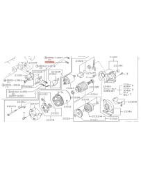 300zx Z32 Nissan OEM Starter to Transmission Bolt 90-96