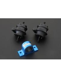 Hardrace 350Z/G35/Z33 HARDEN ENGINE +TRANSMISSION MOUNT (RACE VERSION) 3PCS/SET