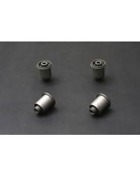 Hardrace 350Z/Z33/G35 03-06 FRONT UPPER ARM BUSHING (HARDEN RUBBER) 4PCS/SET