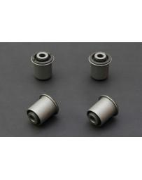 Hardrace 350Z/Z33/G35 03-06/TEANA 03-08 REAR UPPER ARM BUSHING (HARDEN RUBBER) 4PCS/SET