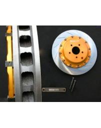 GReddy Top Secret - R35 Brake Rotor Rear Nissan GT-R R35 2009+