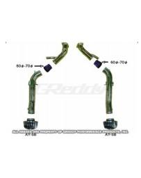 GReddy Intake Suction Kit Type-2 Long Nissan GT-R R35 2009-2021