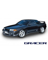 GReddy Rear Under Spoiler Nissan Skyline (R32) 1989-1994
