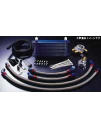 GReddy Oil Cooler Kit 16row w filter Nissan 240SX S14 1995-1998