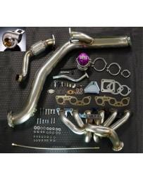 HKS Special Set Up Kit w/ HKS GTIII-4R Turbocharger Nissan Skyline GT-R BNR34/BCNR33/BNR32 89-02