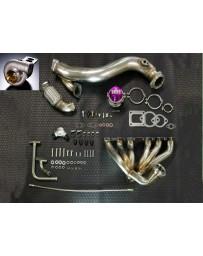 HKS Special Set Up Kit w/ HKS GTIII-4R Turbocharger Toyota Supra JZA80 2JZ-GTE 93-02