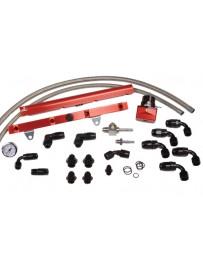 Aeromotive C5 Corvette Fuel Pressure Regulator and Rail Kit