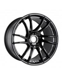 Gram Lights 57XTC 18x9.5 +38 5-114.3 Gloss Black Wheel (Minimum Order Qty 20)