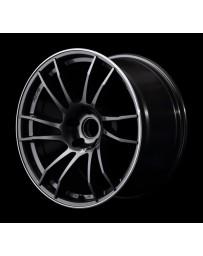 Gram Lights 57XTC 17x7.0 +48 4-100 Super Dark Gunmetal Wheel