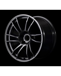 Gram Lights 57XTC 18x9.5 +38 5-100 Super Dark Gunmetal Wheel