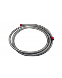 Aeromotive SS Braided Fuel Hose - AN-08 x 12ft