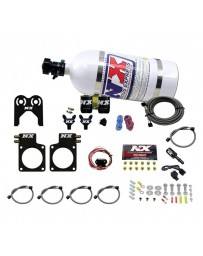 R35 GT-R Nitrous Express Nissan Nitrous Plate Kit (35-300HP) w/o Bottle