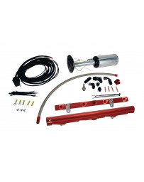 Aeromotive C6 Corvette Fuel System - Eliminator/LS2 Rails/Wire Kit/Fittings