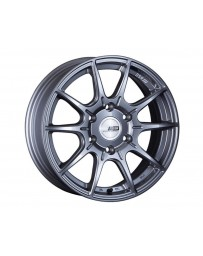 SSR Devide X01H Wheel 16x6.5 6x139.7 38mm Dark Silver