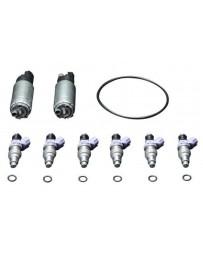 HKS Fuel Upgrade kit w 800cc Injectors Nissan R35 GT-R VR38DETT 2009-2021